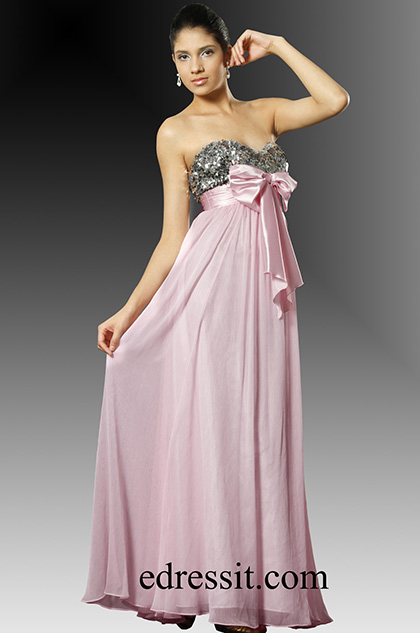 eDressit Charming Sweet Strapless Party Dress (00098801)