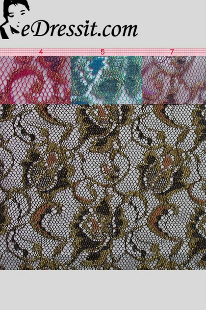eDressit Lace Fabric (SY-7)