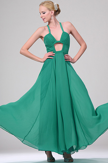 eDressit Green Evening Dress (W00777504)