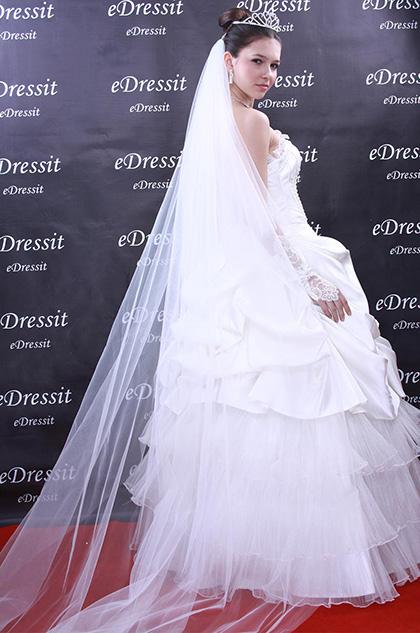 eDressit Chic Bridal Veil (19090207)