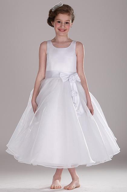 eDressit  Vestido de Chica Adorable Lindo con Flor (27100707)