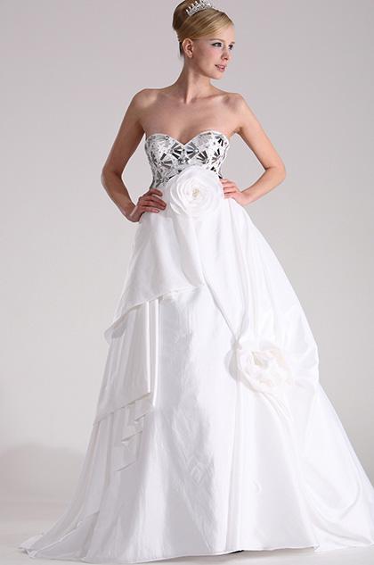 eDressit Elegant White Prom Gown (28101807)