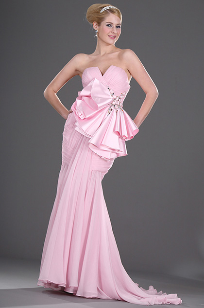 eDressit Fantastic Pink Prom Dress (00106401)