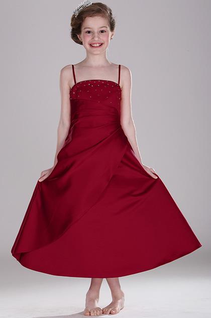 eDressit Red Cute Flower Girl Dress (27100202)
