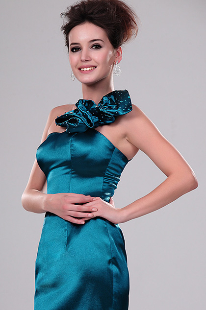 eDressit New Fitted One Shoulder Party Dress (04112905)