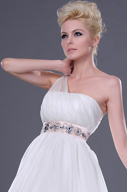 eDressit  New Single Shoulder Beaded Evening Dress Gown (00112907)