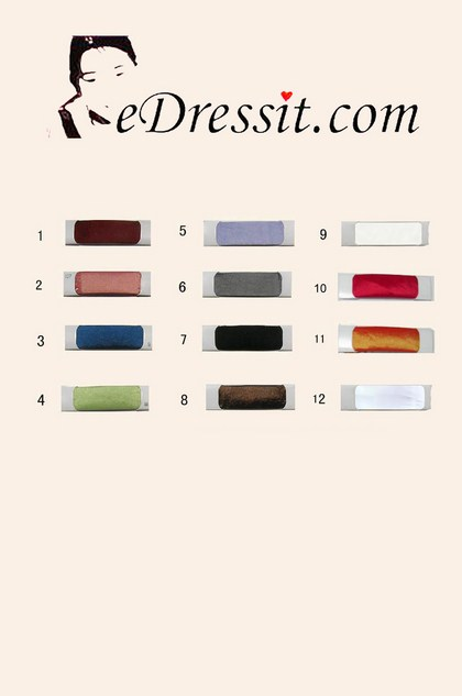 eDressit Taft Farbemuster (50774301A)
