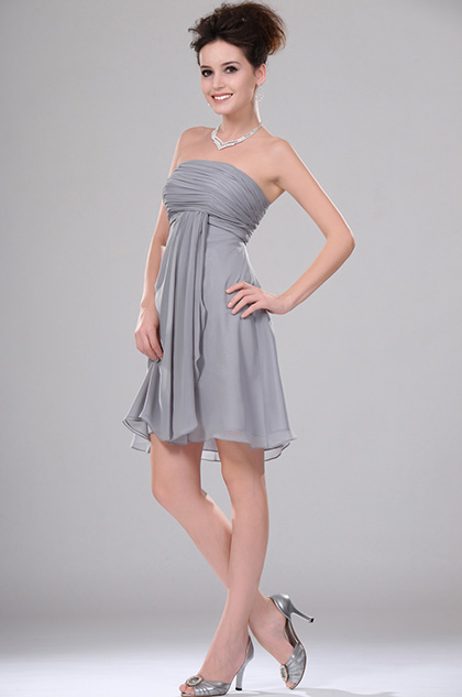 eDressit Sexy Traegerlos Party Kleid (04112408)