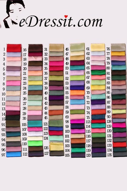 eDressit Satin Color Chart (37662303A)