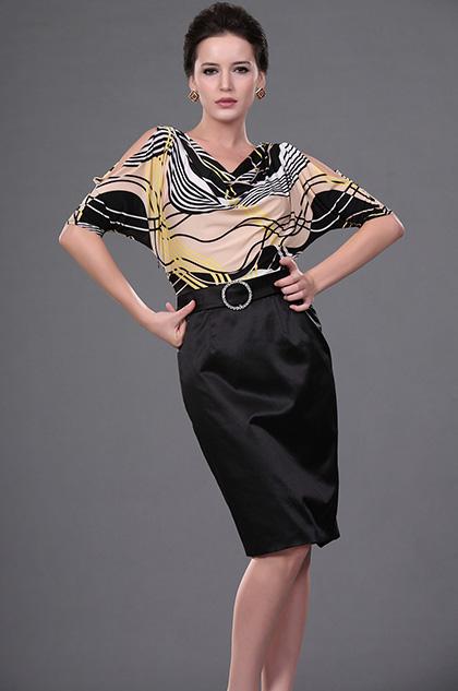 eDressit Новый горячий стиль --Модное офисное платье (26110503)