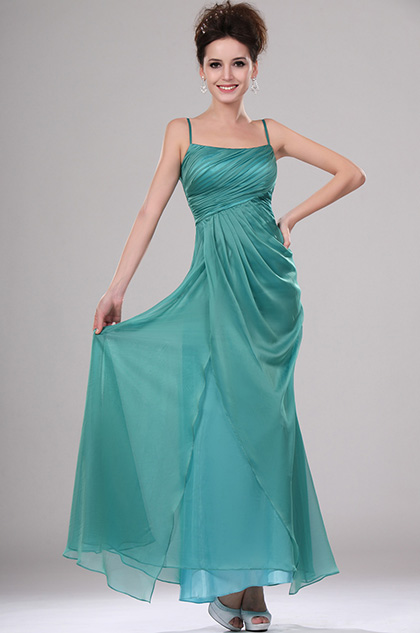 eDressit New Pleated Evening Dress with Spaghetti Straps (00115204)