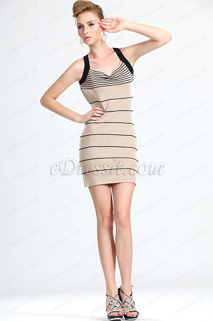 eDressit New Arrival Knitted Outfit Day Dress (32110614)
