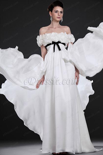 eDressit  Neu Elegant Hängend Schulter  Prom Gown (02111307)
