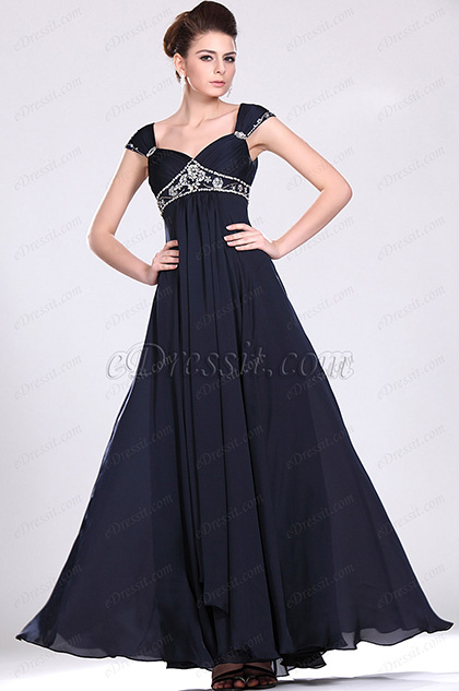 eDressit  New Shiny Off Shoulder Evening Dress (00106305)