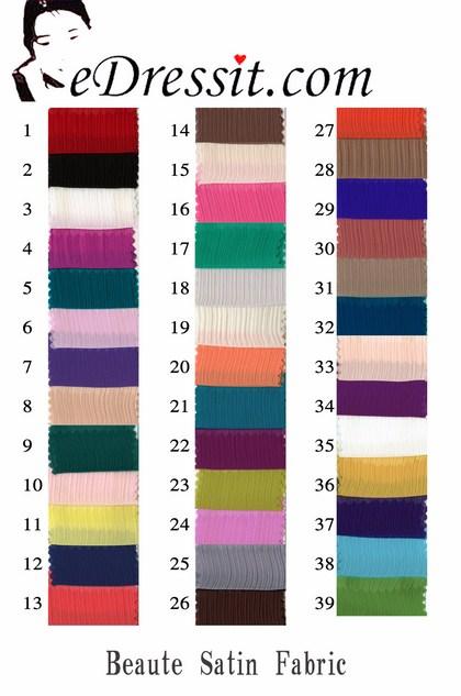 eDressit атласные креп ткани (60110101A)