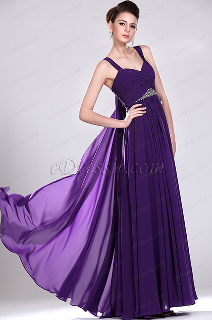 eDressit New Elegant Evening Dress with Straps (00119106)