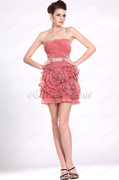 eDressit  New Charming Strapless Party Dress (04116501)
