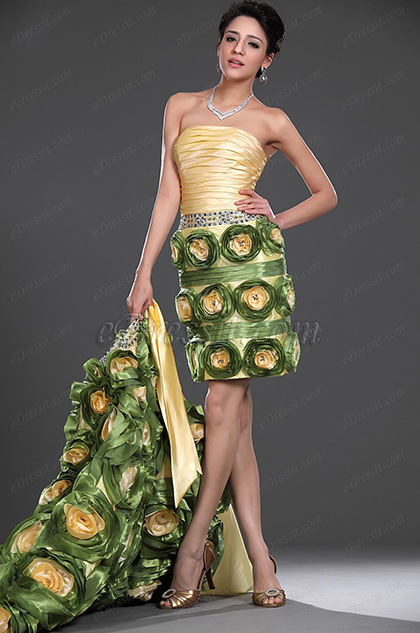 eDressit  New Gorgeous Strapless Ball Gown (02110303)