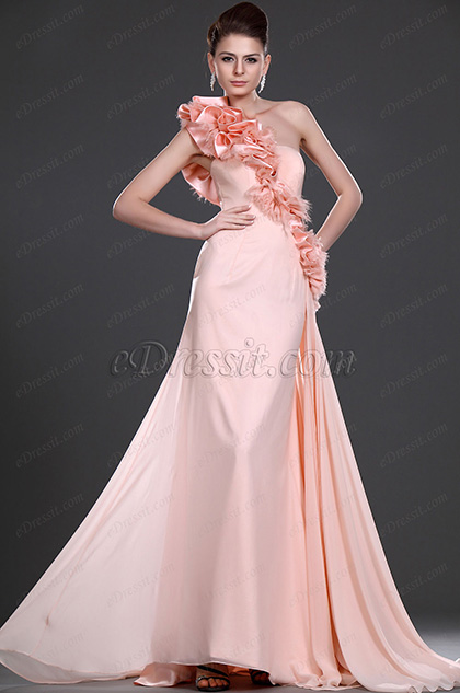 eDressit One Shoulder Style Prom Dress (02111901)
