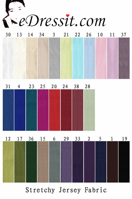 eDressit Stretchy Jersey Fabric (60110106)
