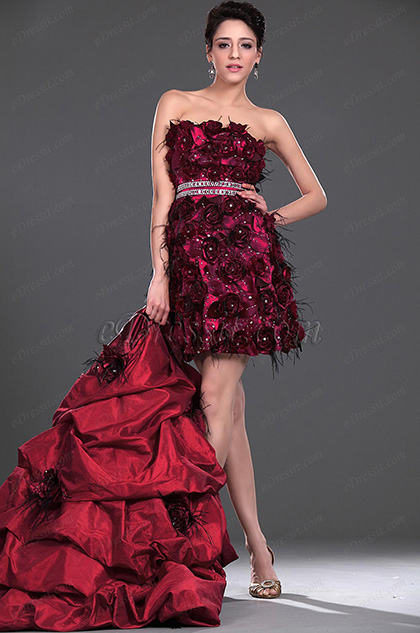 eDressit  New Luxury Strapless Prom Gown (02110717)
