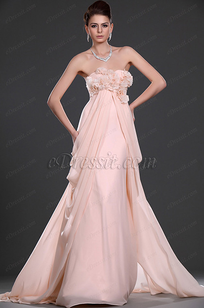 eDressit New Adoral Strapless Evening Dress (02112001)