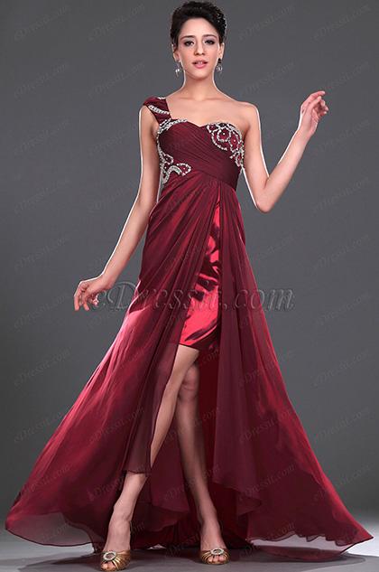 eDressit Marvelous One Shoulder Evening Dress (00116517)