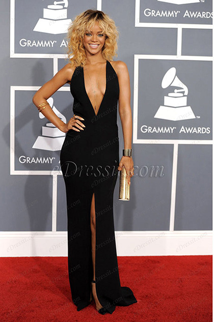 eDressit Custom-made Rihanna Grammy Awards Dress (cm1204)