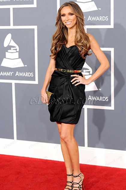 eDressit Sur-mesure Giuliana Rancic Grammy Awards Robe (cm1205)