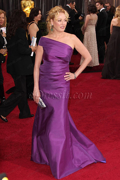 eDressit Custom-made Virginia Madsen 84th Oscar Awards Dress (cm1216)