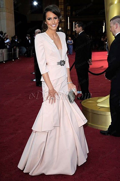 eDressit Custom-made Louise Roe 84th Oscar Awards Dress (cm1227)