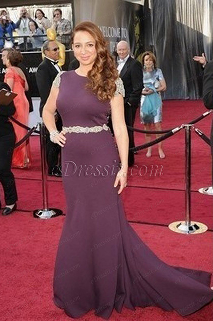 eDressit Sur Mesure Maya Rudolph 84th Oscar Awards Robe (cm1228)