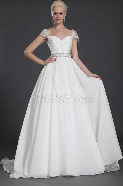 eDressit 2012 новое свадебное платье с бисером (01120407)