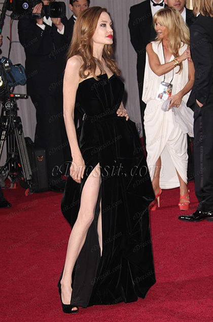 eDressit Custom-made Angelina Jolie 84th Oscar Awards Dress (cm1233)