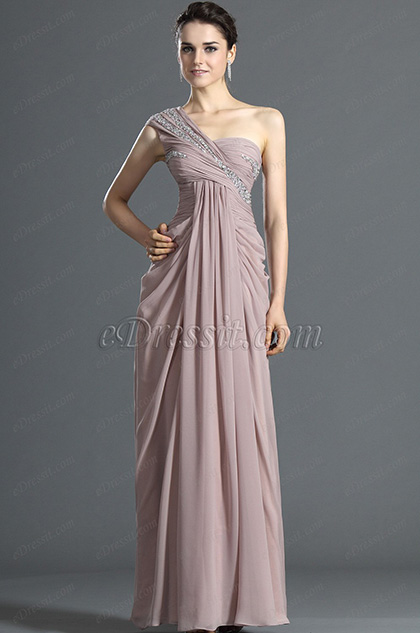 eDressit Bretelle Seule Robe de Soirée/Robe de Gala (00122346)