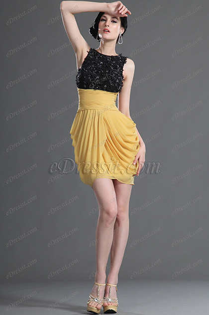 eDressit Sleeveless Overlace Cocktail Dress Party Dress (04125724)