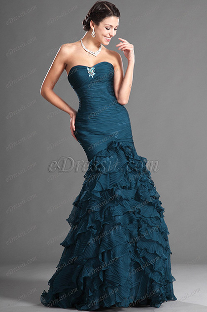 eDressit Strapless Sweerheart Evening Gown (36121005)