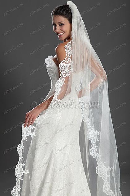 eDressit  Gorgeous Lace Wedding Veils (19120113)