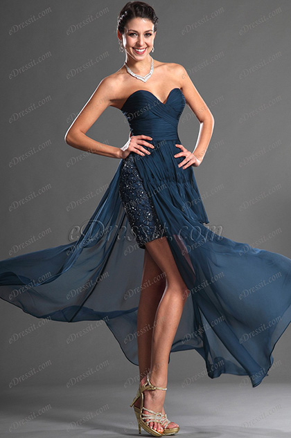 eDressit Sweet-Heart Strapless Evening Dress (00128905)