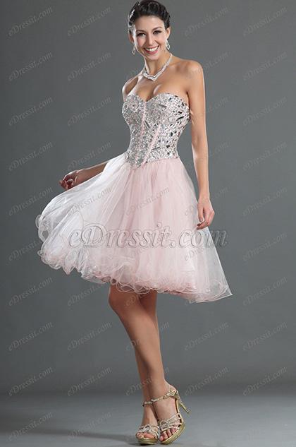 eDressit Glamorous Sweetheart Cocktail Dress (04125801)
