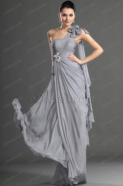eDressit  Amazing Stylish Single Shoulder Evening Dress (00127608)