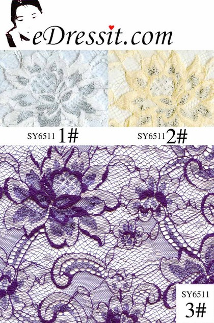 eDressit Lace Fabric (SY6511)