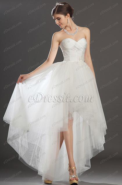 eDressit очаровательное вечернее платье свадебное платье (01130207)