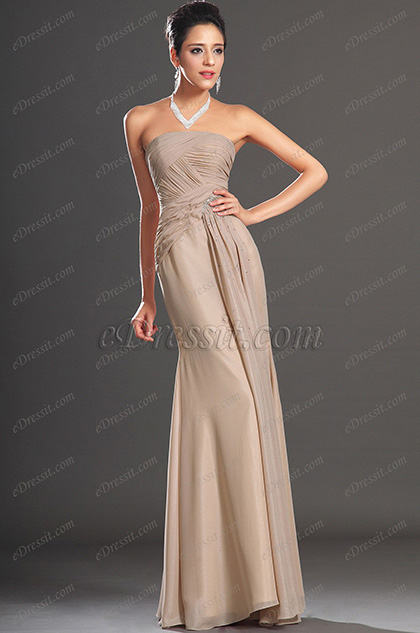 eDressit New Fabulous Strapless Evening Dress (00135614)