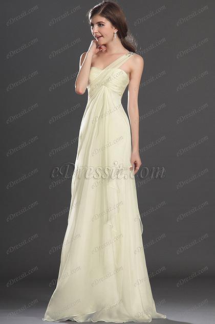 eDressit  новое сказочное вечернее платье одна бретелька (00130307)