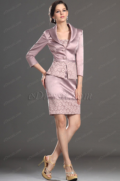 eDressit High Quality Two Pieces Mother of the Bride Dresses (26130101)