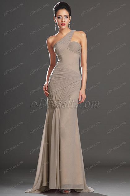 eDressit  Новое  великолепное вечернее платье одна бретелька (00133346)