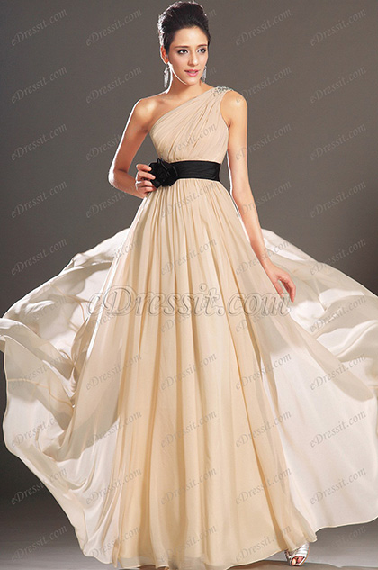 eDressit New Elegant One Shoulder Evening Dress (00133014)