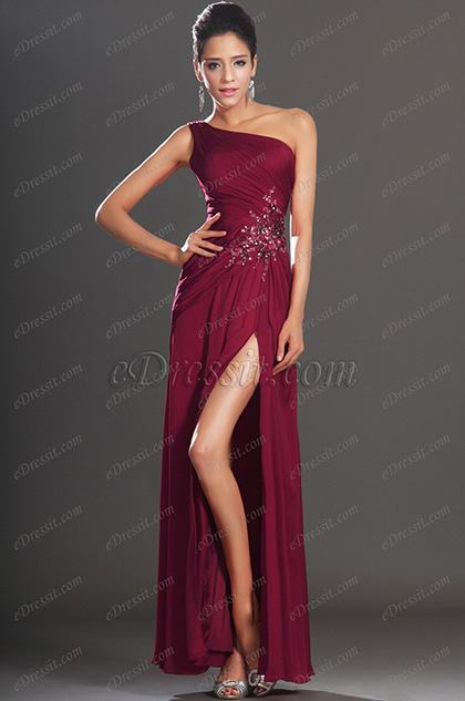 eDressit  новое великолепное  вечернее платья с высоким разрезсом (00130717)