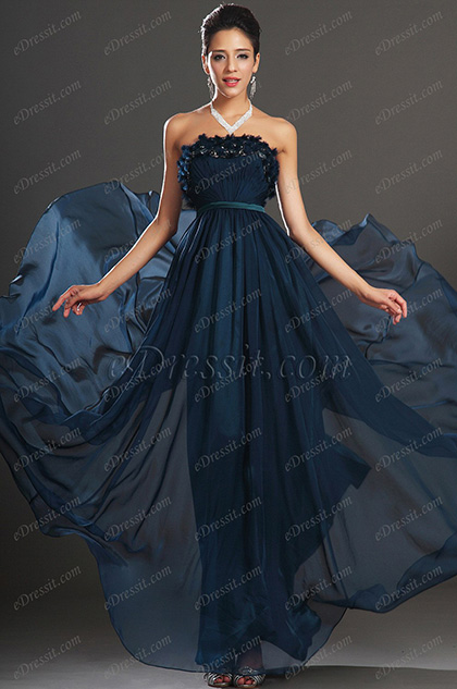 eDressit New Adorable Strapsless Overlace Evening Dress (00135305)